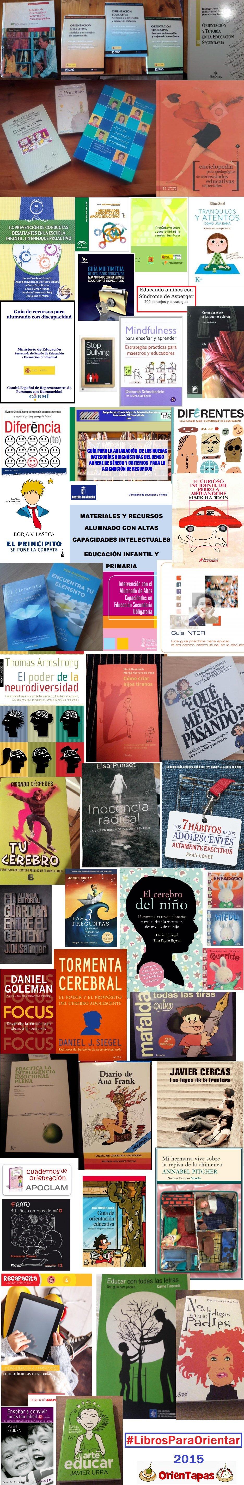 #LibrosParaOrientar