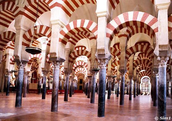 La mezquita de c rdoba - Mezquita de cordoba de noche ...
