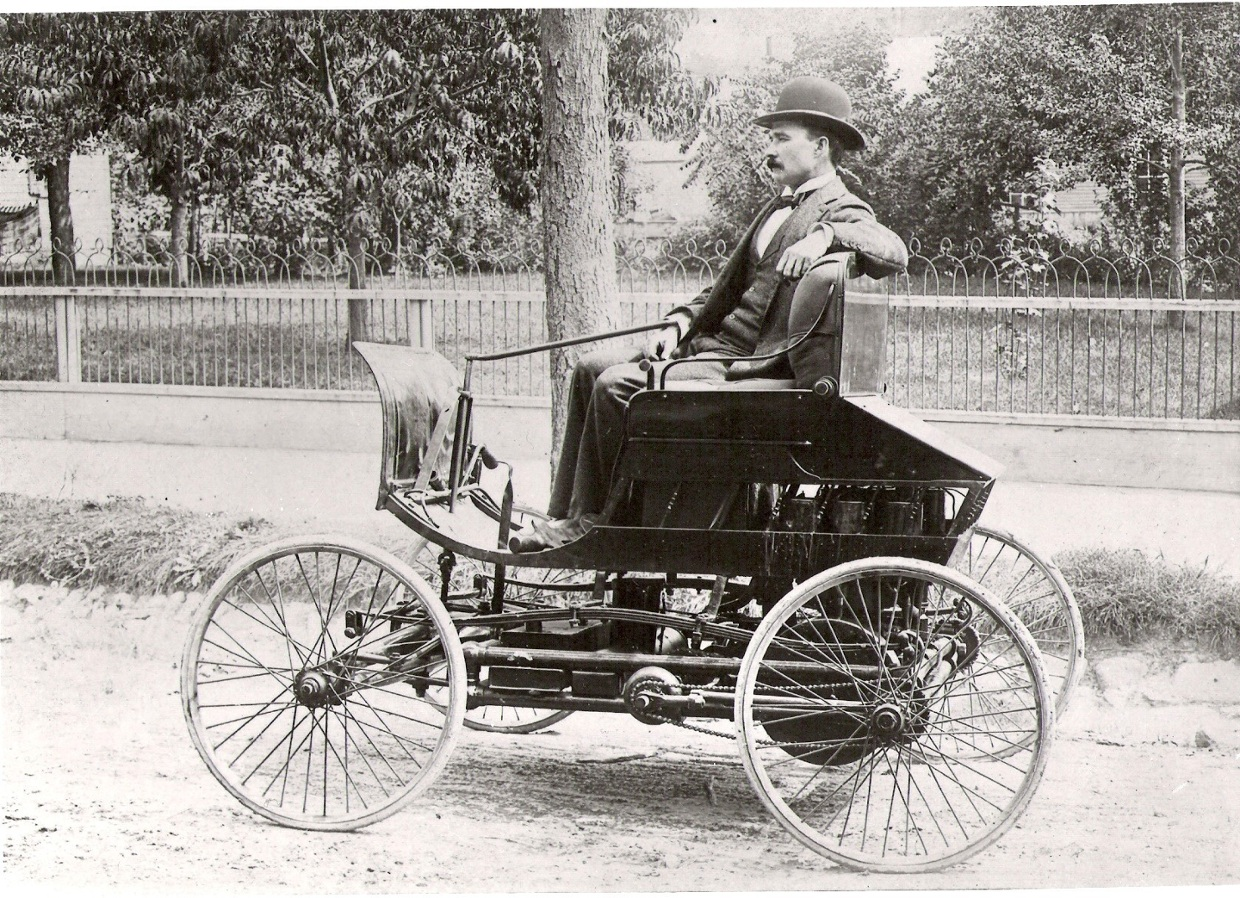 Who was that person who invented the first car? ... - ThingLink