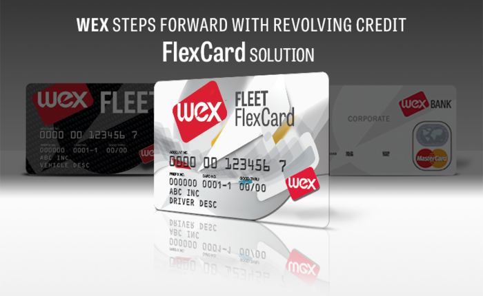 Wex Inc Introduces Flexcard The New Revolving Fuel Card For Small Businesses Photo Business Wire