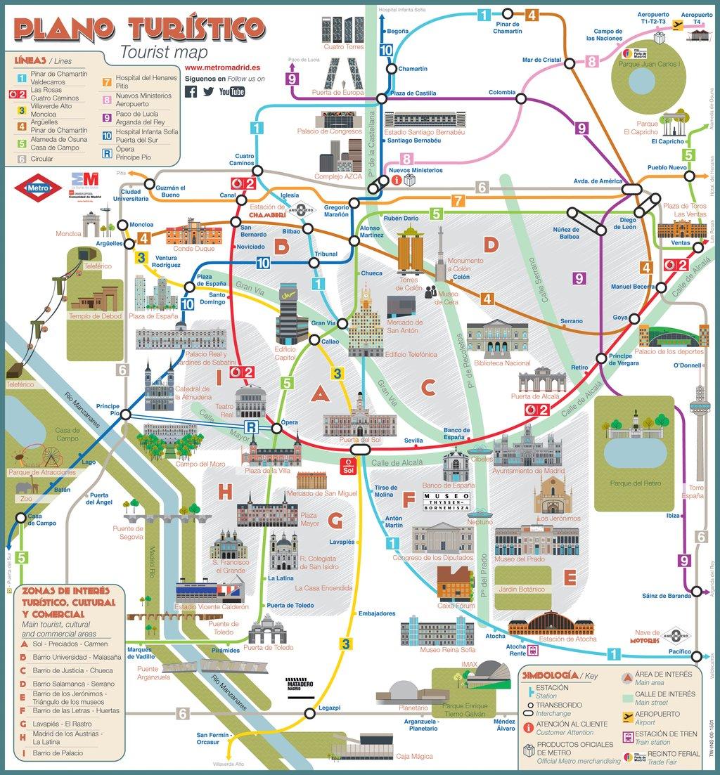 Calle Serrano Madrid Mapa.Madrid A Traves De Sus Canciones Mapa Interactivo Social