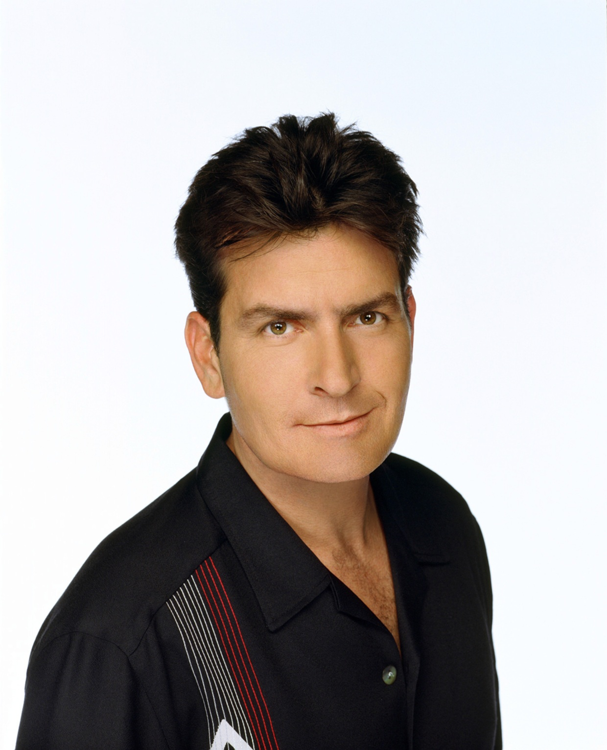 Charlie Harper Brown Eyes Slim Brown Fair Hair