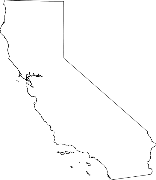 Where were we accepted in California?