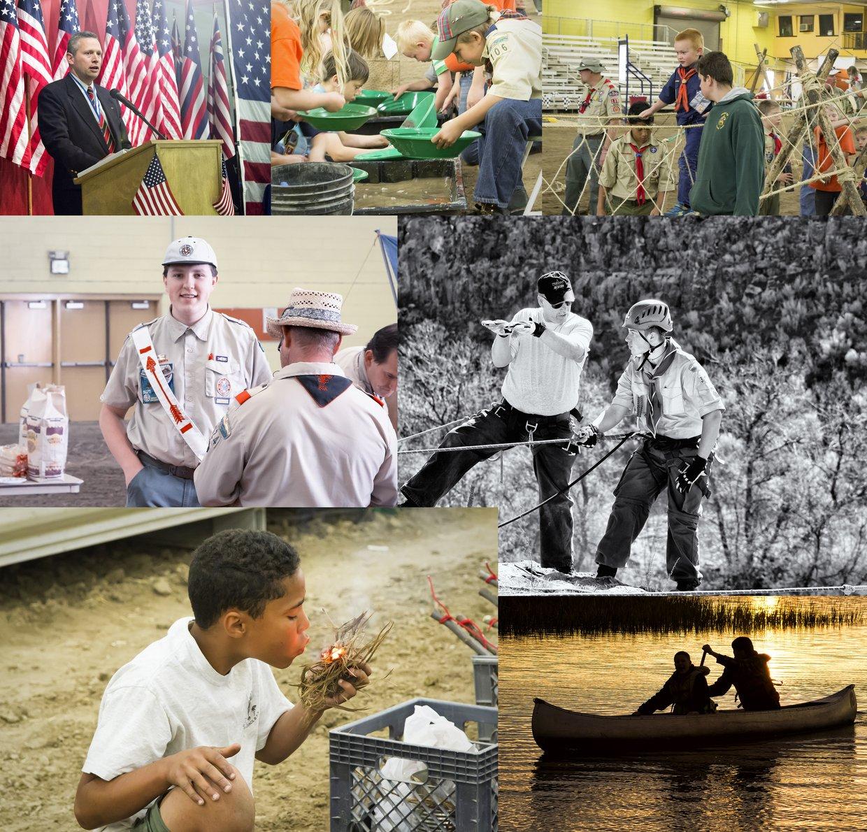 Boy Scouting Methods