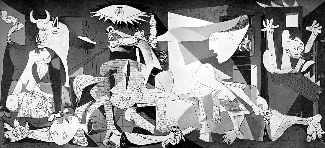 Guernica: el cuadro