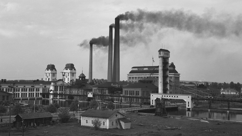 Teollistuminen Suomessa