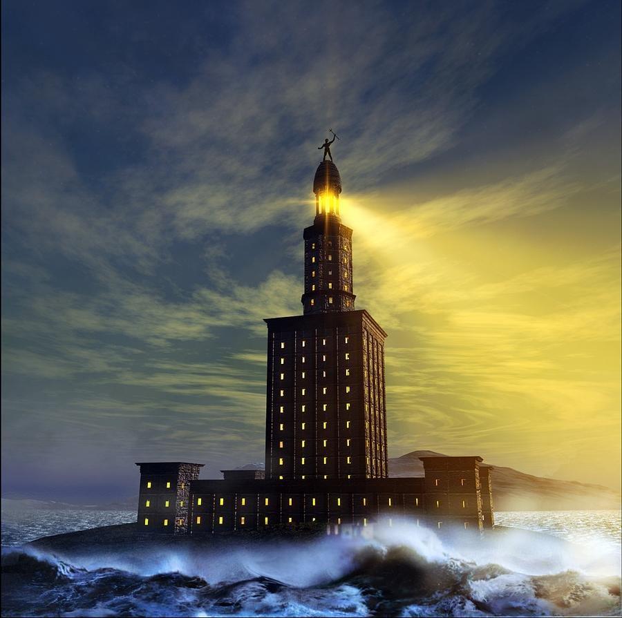 The Lighthouse Of Alexandria