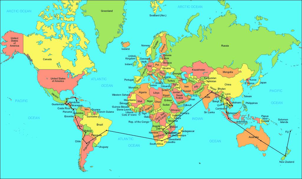 Google Maps: Hyperlapse Around the World - YouTube |Word Nap