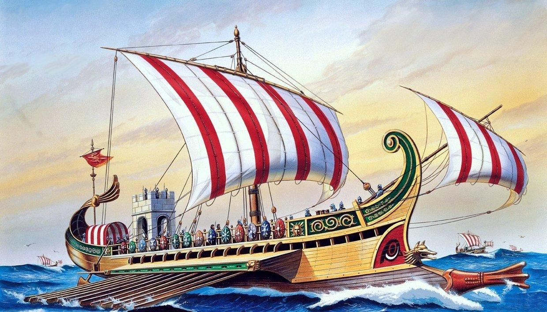 galera romana