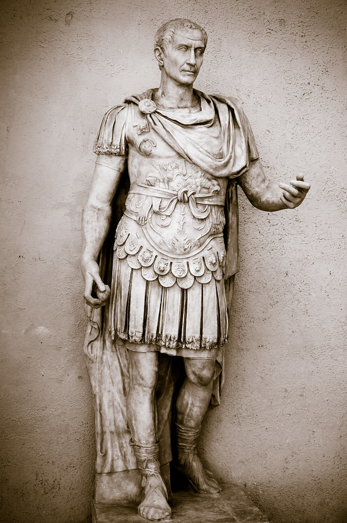 caesar start Caesar, born edward sallow, is the charismatic leader, dictator and co-founder of caesar's legion in 2281  create your own and start something epic start a wiki .
