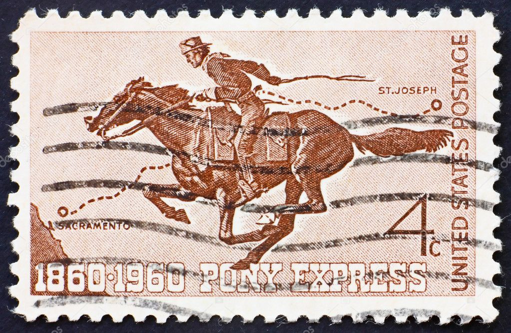 a report on the pony express The pony express stewardship program: an alternative to the a routes secretary maintains a trail boss report-in the pony express stewardship program.