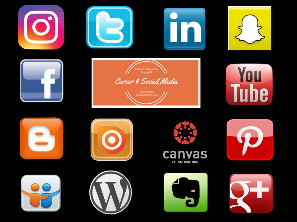 Career and Social Media Omni-Channel