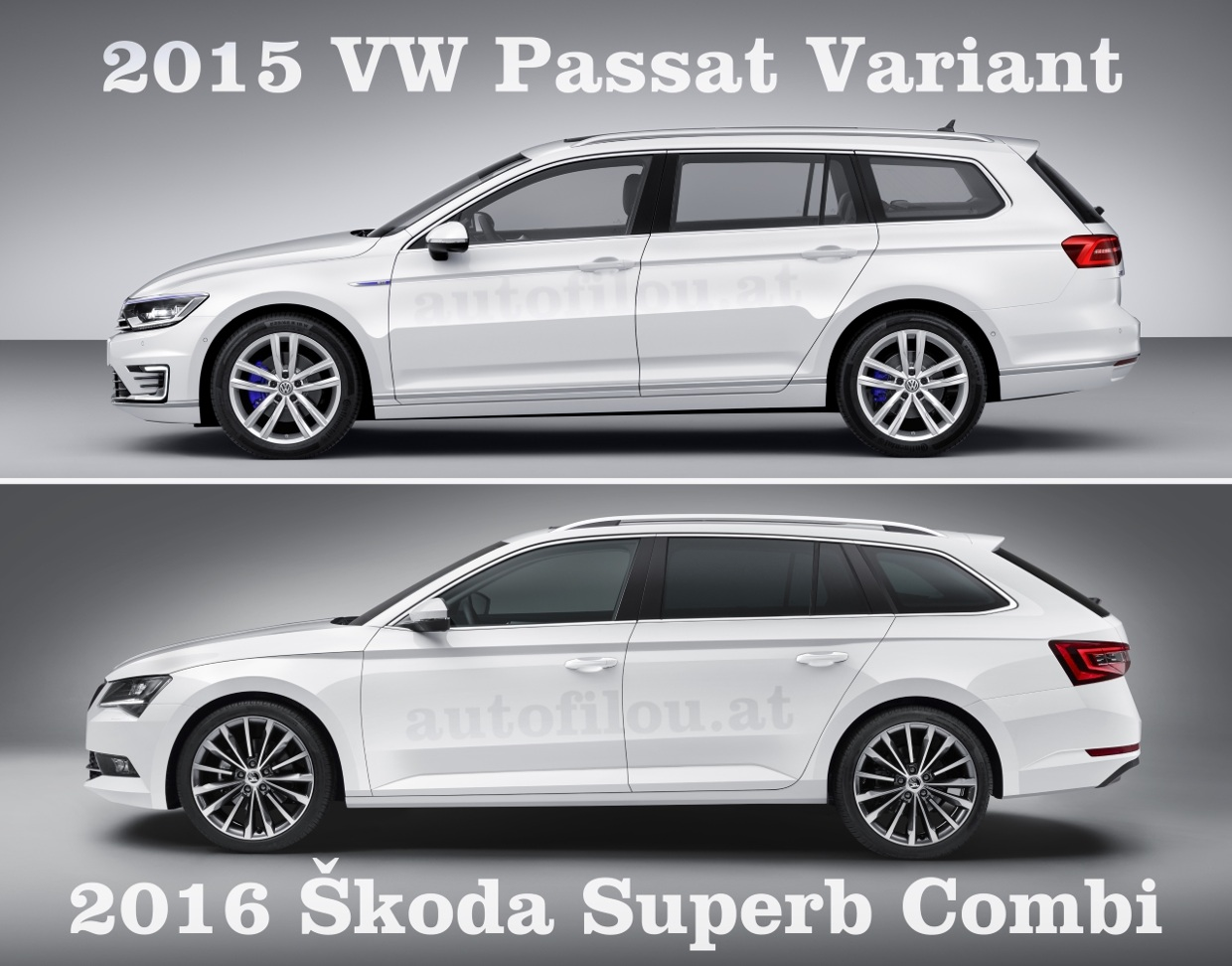 passat variant vs skoda superb combi foros de debates de coches. Black Bedroom Furniture Sets. Home Design Ideas