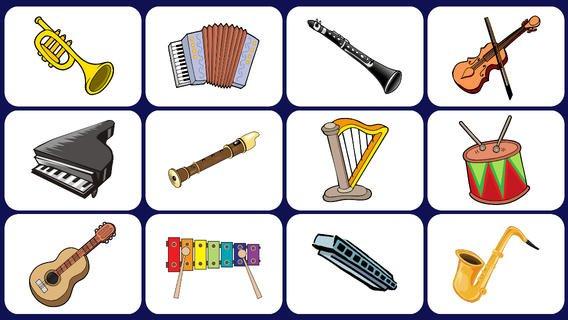 Algunos instrumentos musicales - Instrumentos musicales leganes ...