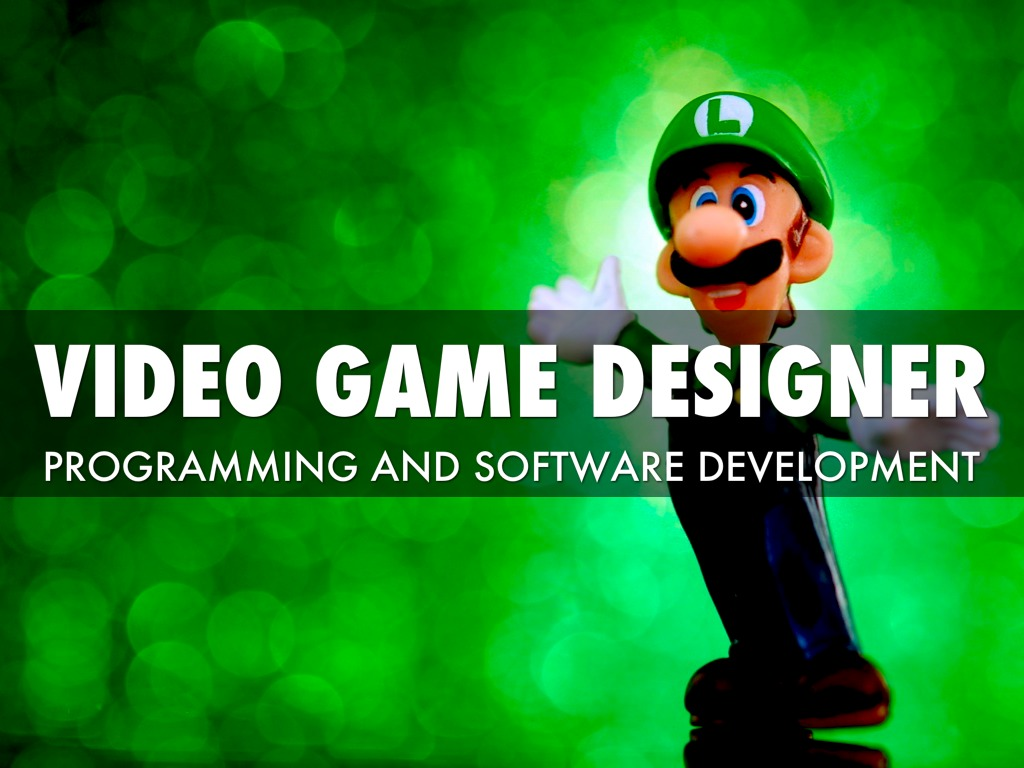 how to become a videogame designer