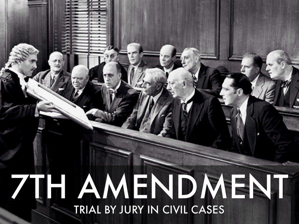 7th Amendment Richard And Erel
