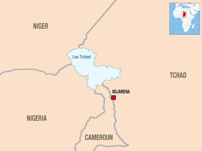 Vagues de déplacements autour du Lac Tchad