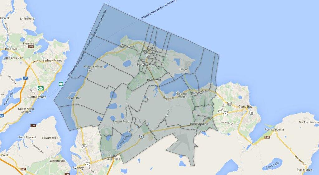 Cape Breton Deutsche