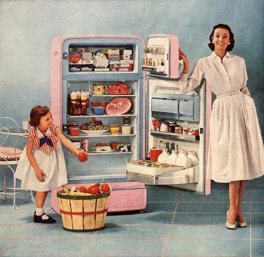 Copy of a2 women 1941 1969 thinglink - Cucine anni 60 ...