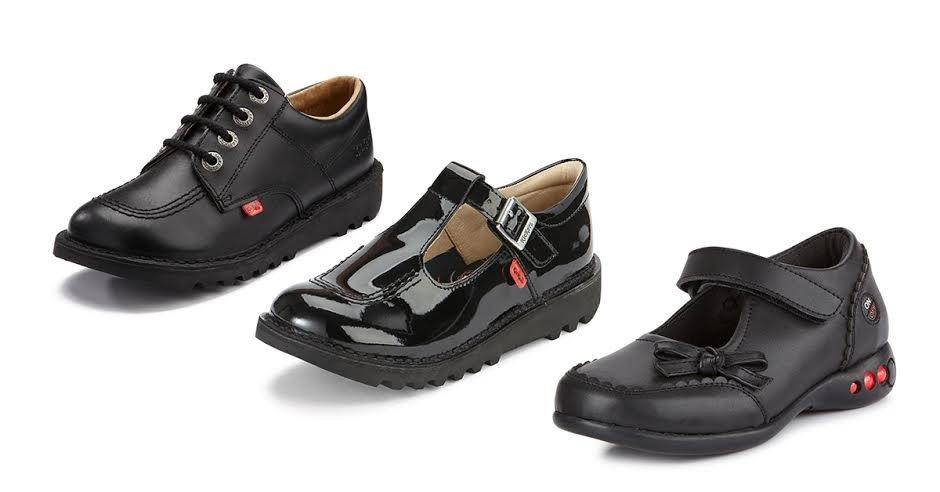 Littlewoods Girls School Shoes