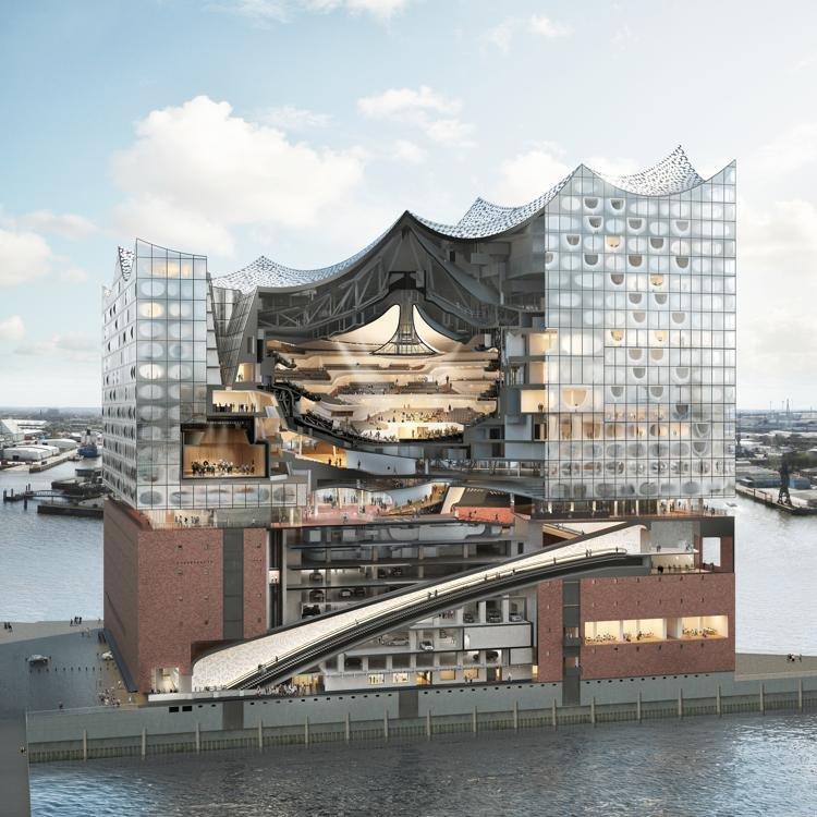 Wohnungen Elbphilharmonie Hamburg