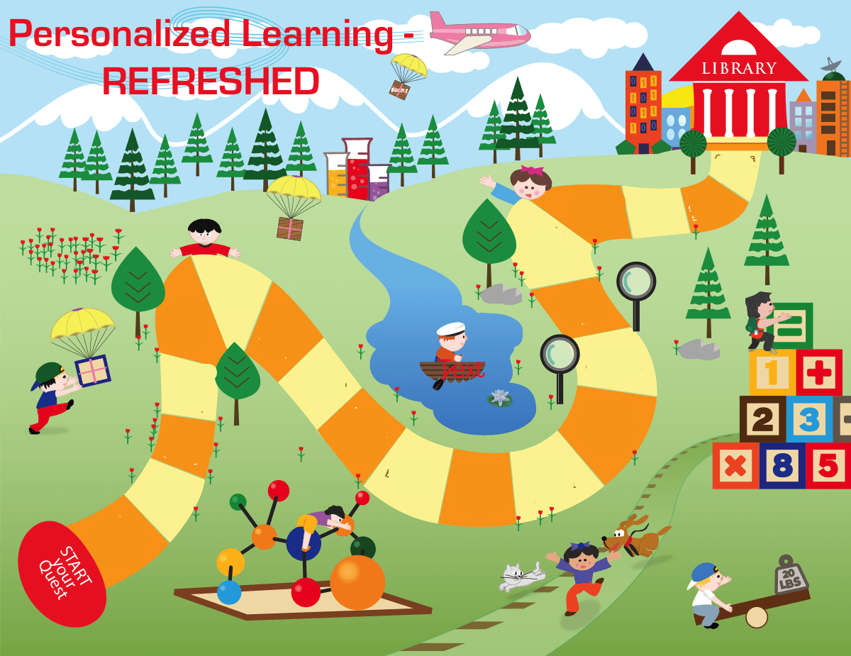 Personalized Learning Quest