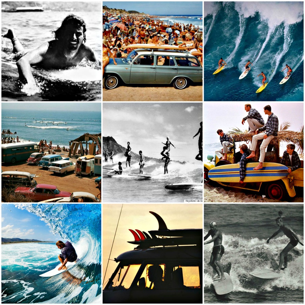 1960s Surf Trips Down South: Surf Culture In Australia, 1960's