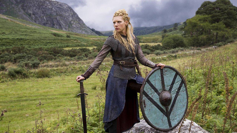 Ladgerda o Lagertha es una guerrera vikinga de Dinamarca ...