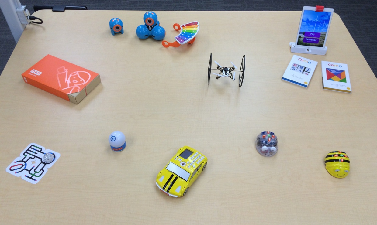 Grant Wood AEA Makerspace: Robot Central