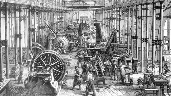 the rise of big business in the us during the 19th century Read this history other research paper and over 88,000 other research documents 19th century industrialization  the rise of big cities during  19th century.