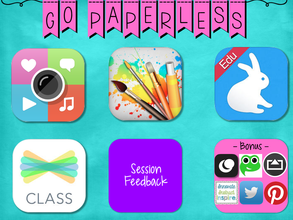 iCan Go Paperless: 4 Tools & Challenges for Going Digital