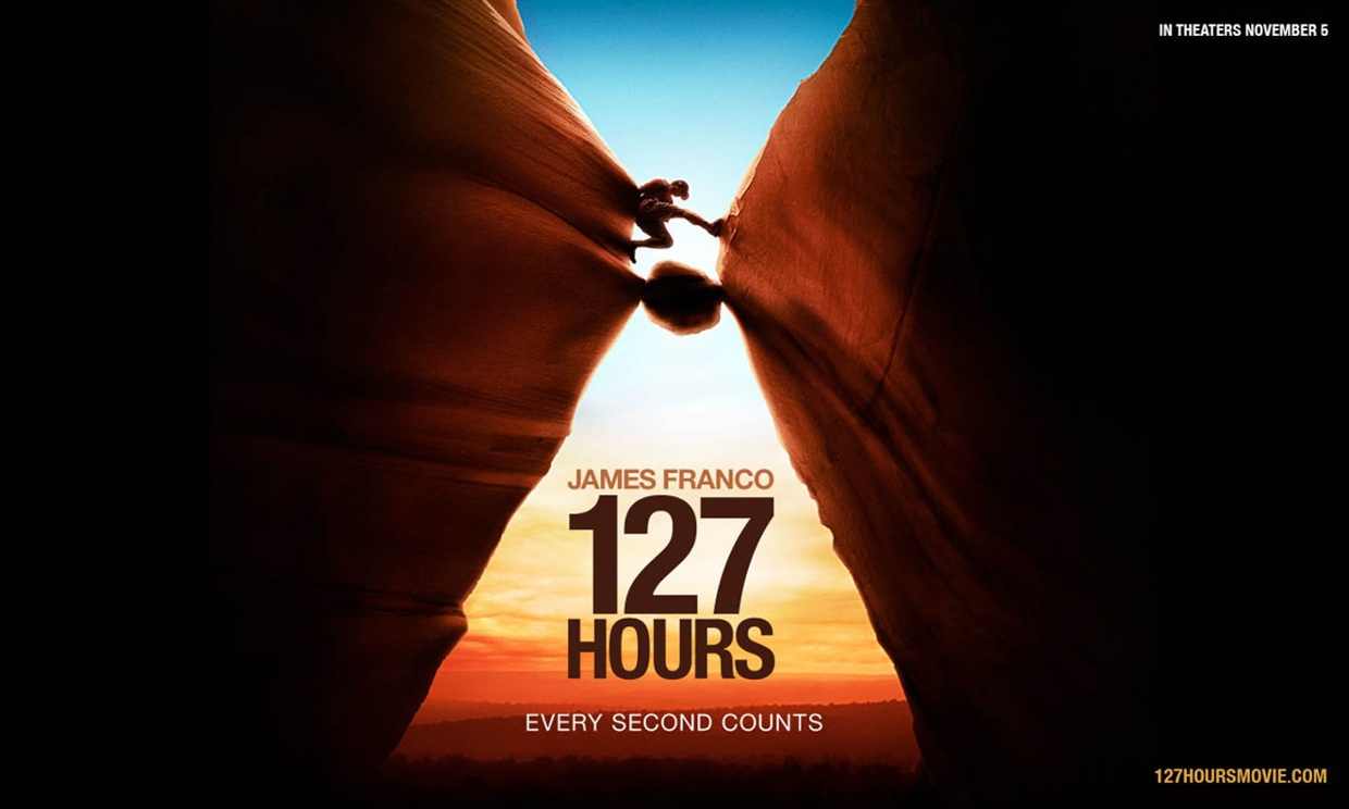 127 Hours- Poster Analysis