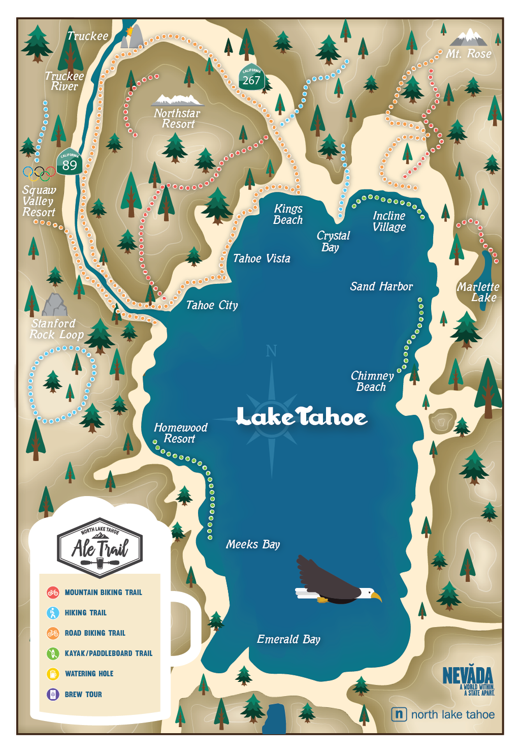 Sex in public lake tahoe