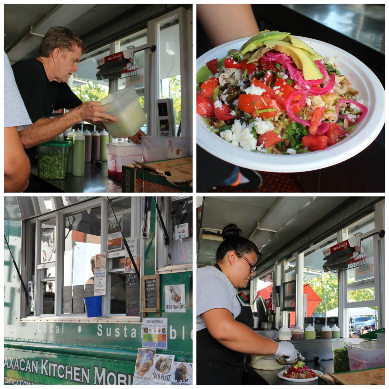 Oaxacan Kitchen Mobile Off The Grid