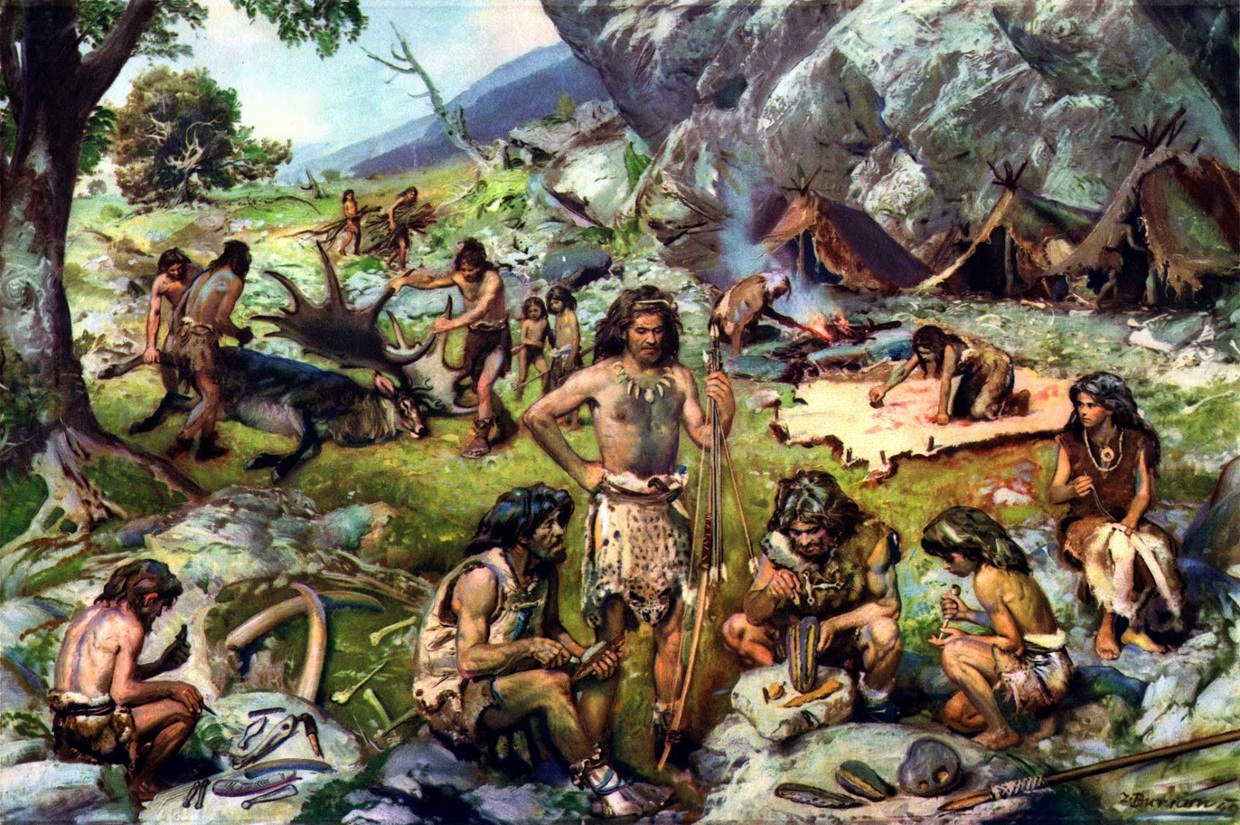 Prehistory and the Neolithic Era Agriculture - ThingLink