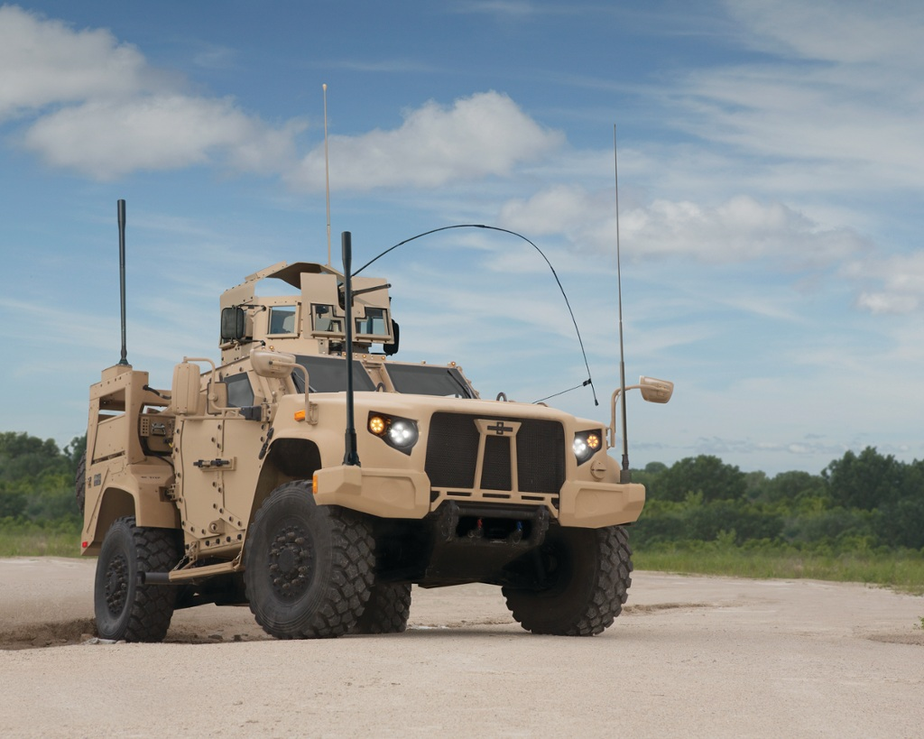 Bbc Autos Inside The Oshkosh Jltv The Us Army S Hummer Replacement