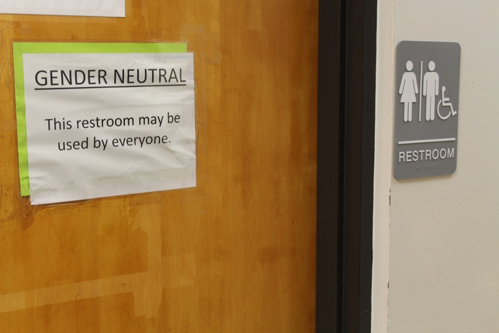 Gender Neutral Bathroom Promotes Equality The Maroon