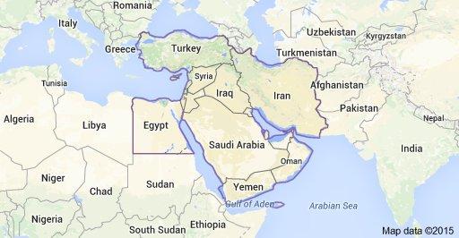 Lähi-Itä