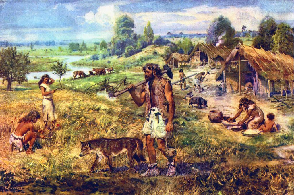 The Human Journey: The Neolithic Era