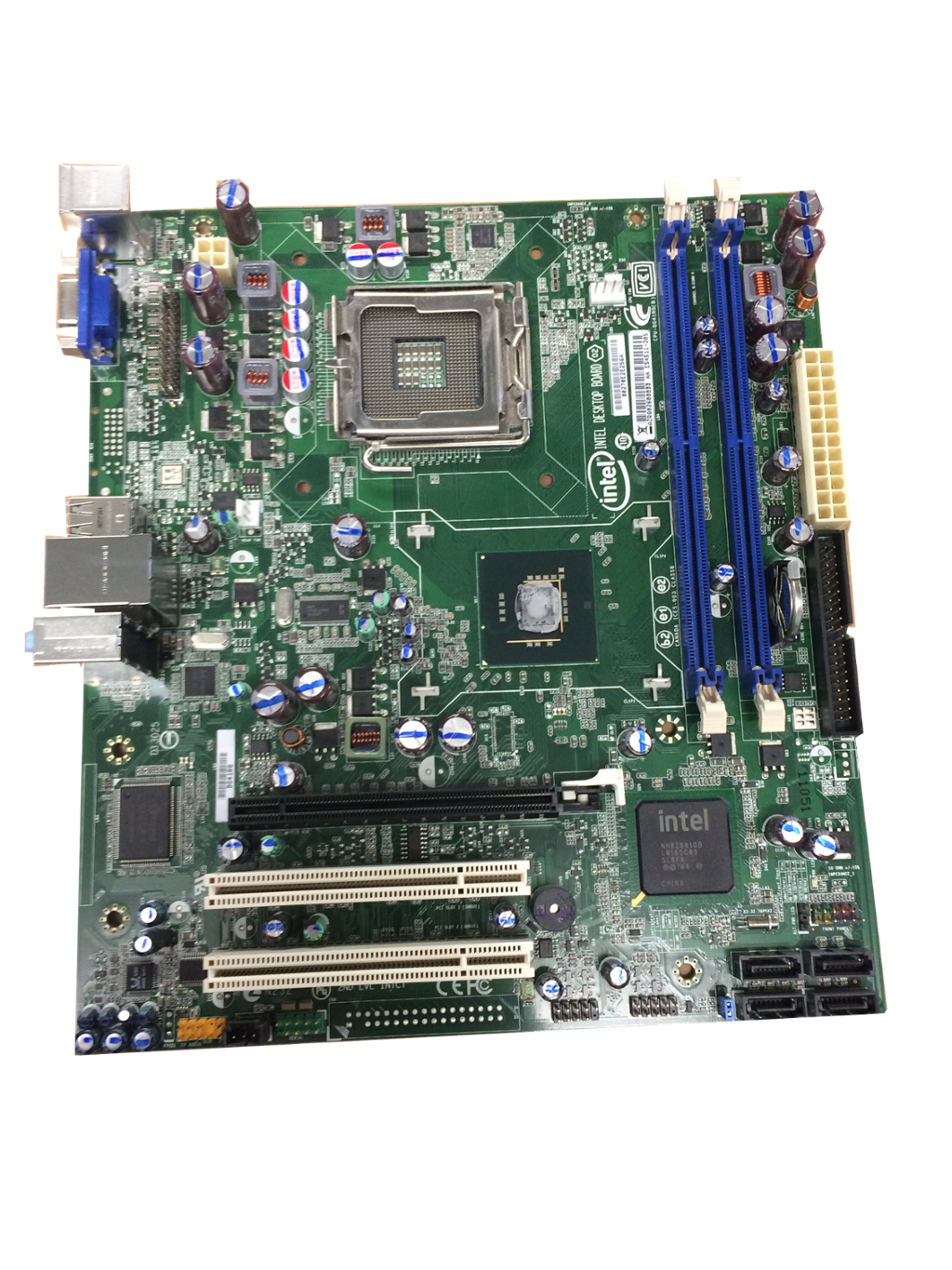 Motherboard Components