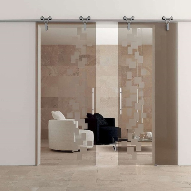 Photo Gallery Sliding Glass Barn Doors Dulles Glass