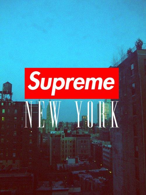 SUPREME X NEW YORK - ThingLink