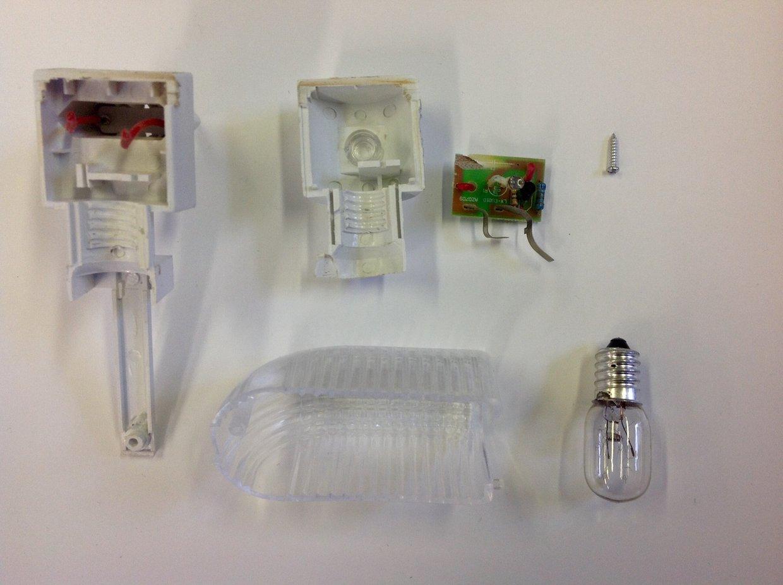 Sensor Lamp Deconstruction