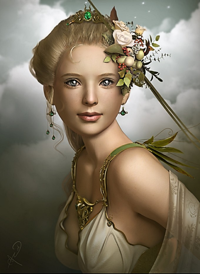 Demeter the goddess of the zodiac sign virgo , Other gree