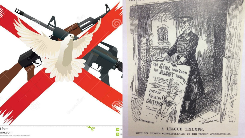Disarmament by Sybilla.C and Rosario.S