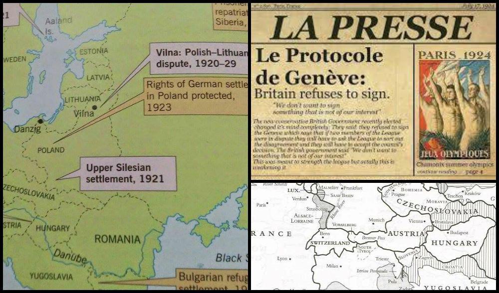 Vilna & The Geneva Protocol by Lola V, Silvestre B, Lucas C