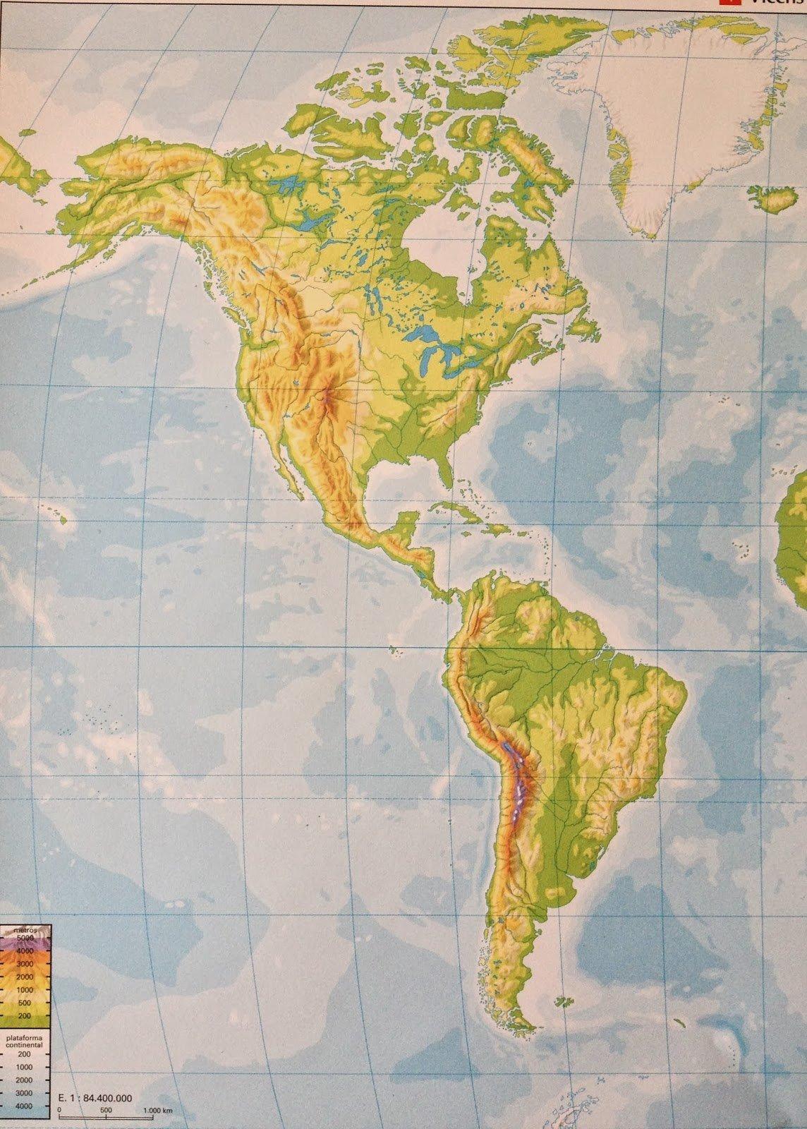 Asia Mapa Mudo Fisico Buscar Con Google UD V LOS CONTINENTES