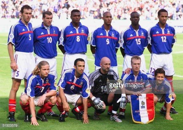 Quinze ans apr s ce que l 39 quipe de france est devenue - Equipe de france coupe du monde 2002 ...