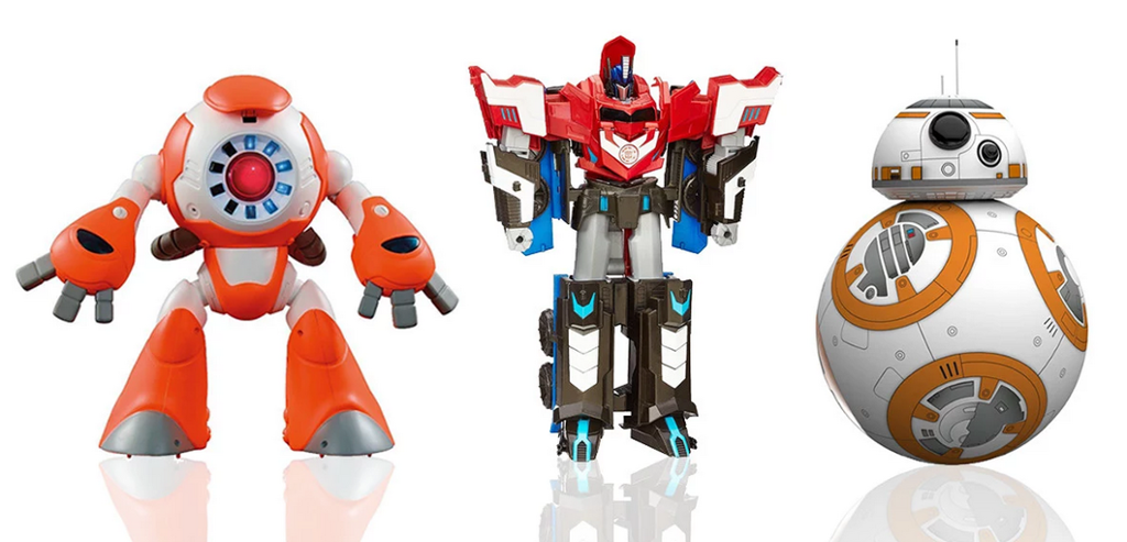 Christmas 2015's best robot toys