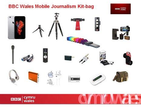 BBC Wales Mojo Kit Autumn 2015